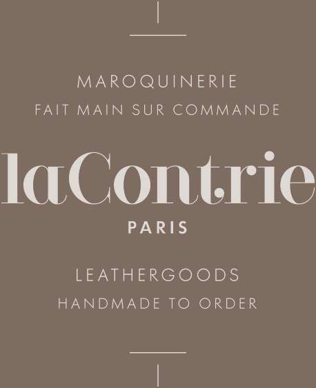 laContrie, Paris - Bespoke bags and leather goods