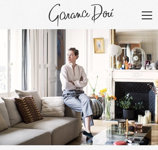 Garancedore.com, March 2017