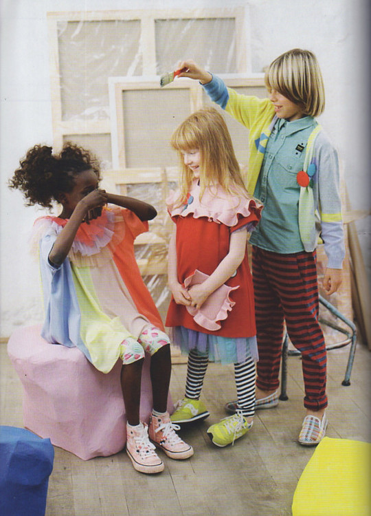 Vogue Bambini, June 2017